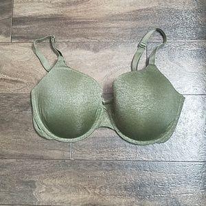 Victoria secret uplift semi demi bra sz 38D